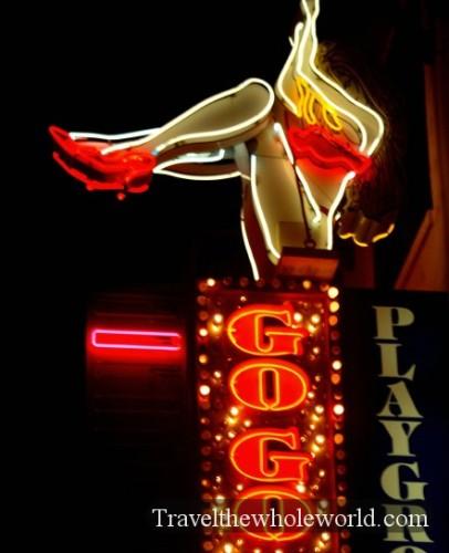 New Jersey Atlantic City Strip Club