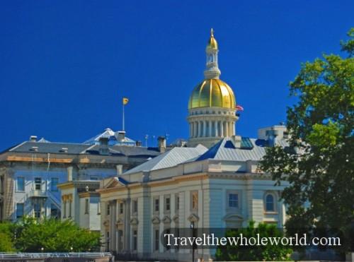 New Jersey Trenton Capitol
