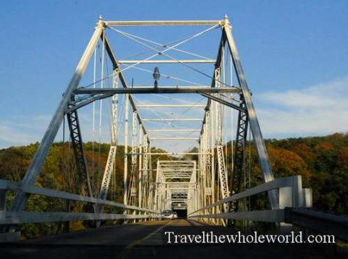 New Jersey Delaware Gap Bridge