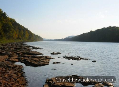 Delaware Gap River