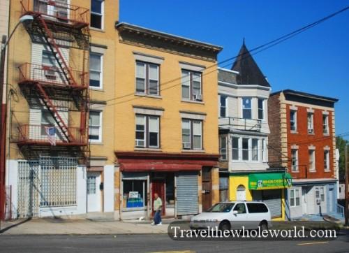 New Jersey Newark Neighborhood