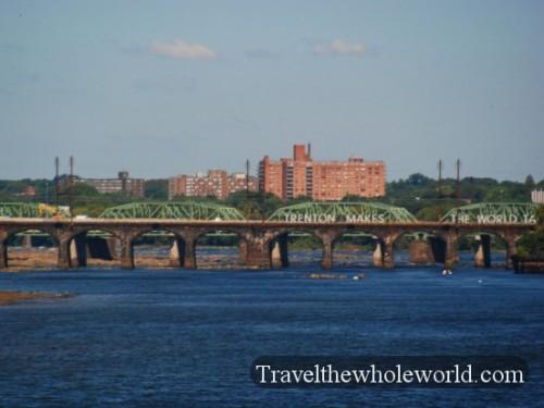 New Jersey Trenton Bridge