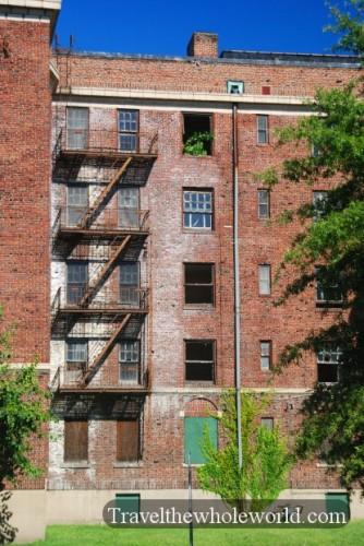 New Jersey Trenton Apartment Building