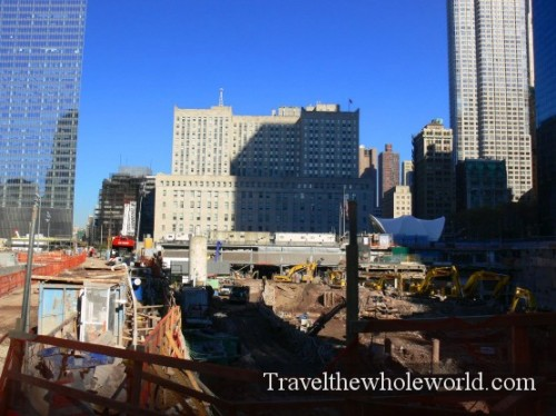 New York City Ground Zero