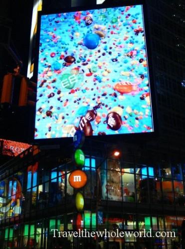 New York City M&M World