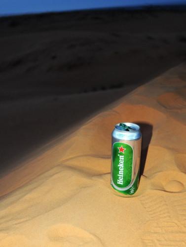 Niger Niamey Dunes Beer