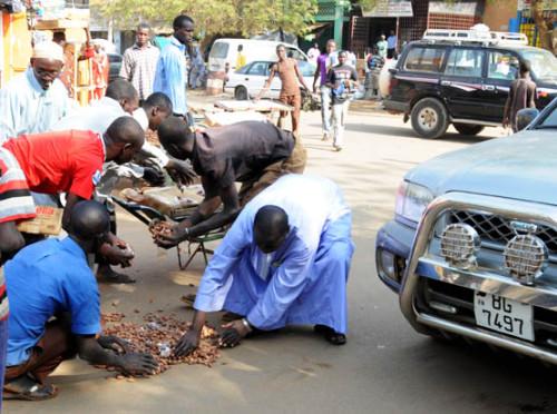 Niger Niamey Market Knock Down