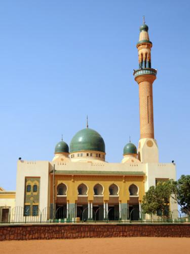 Niger Niamey Mosque