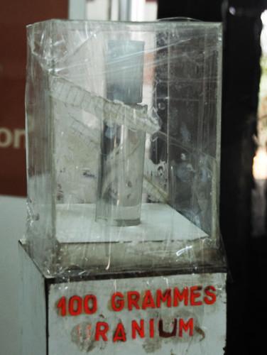 Niger Niamey Museum Uranium