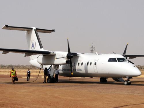 Niger UN Flight