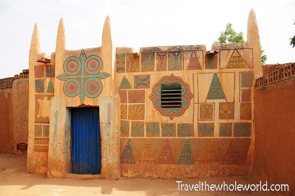 Niger Zinder Building