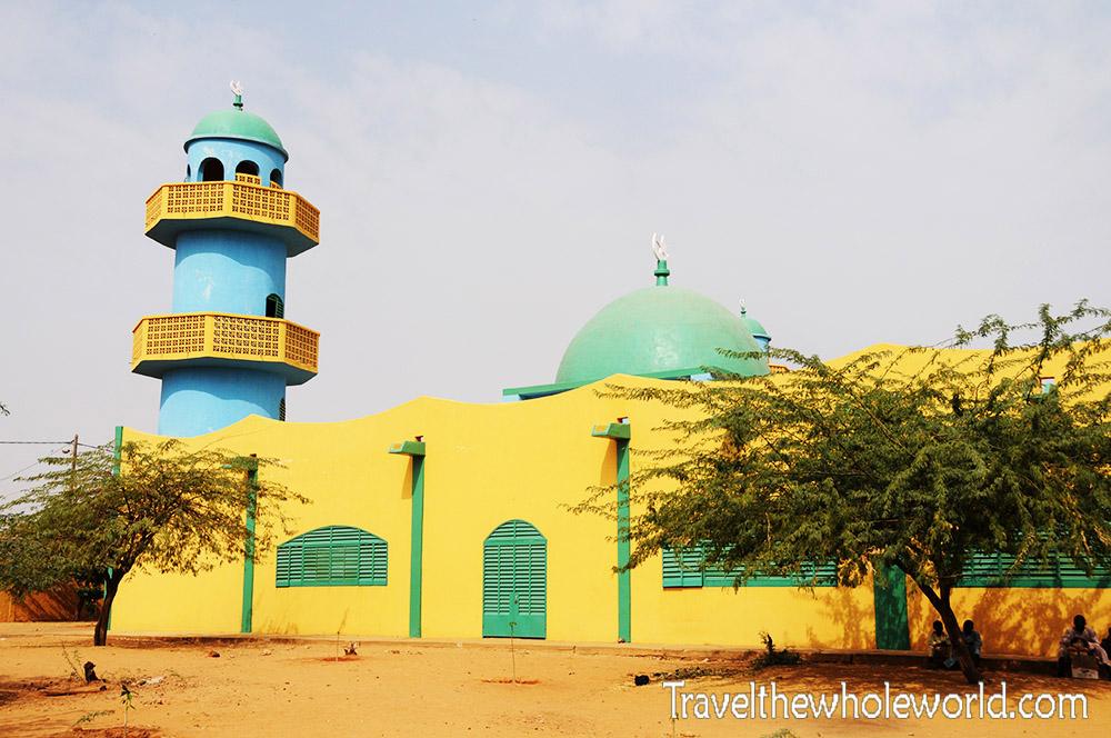 Niger Zinder Mosque