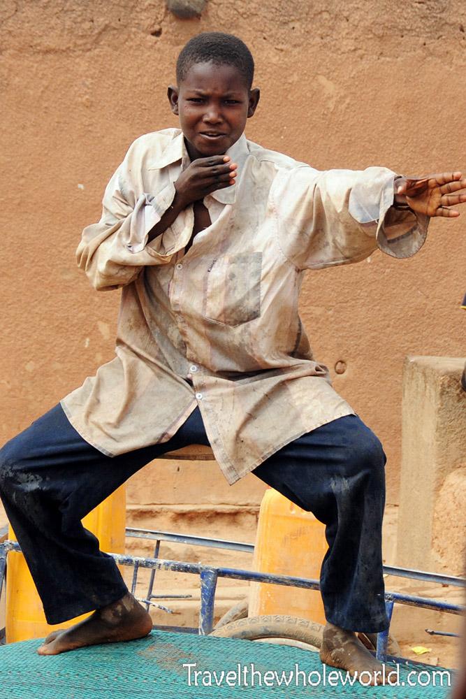 Nigerien Zinder Ninja