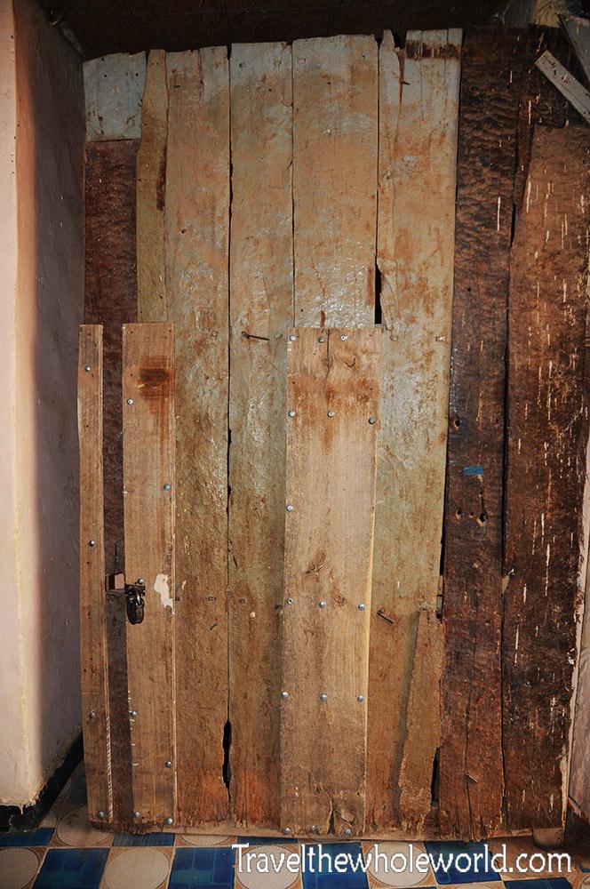 Niger Zinder Palace Door