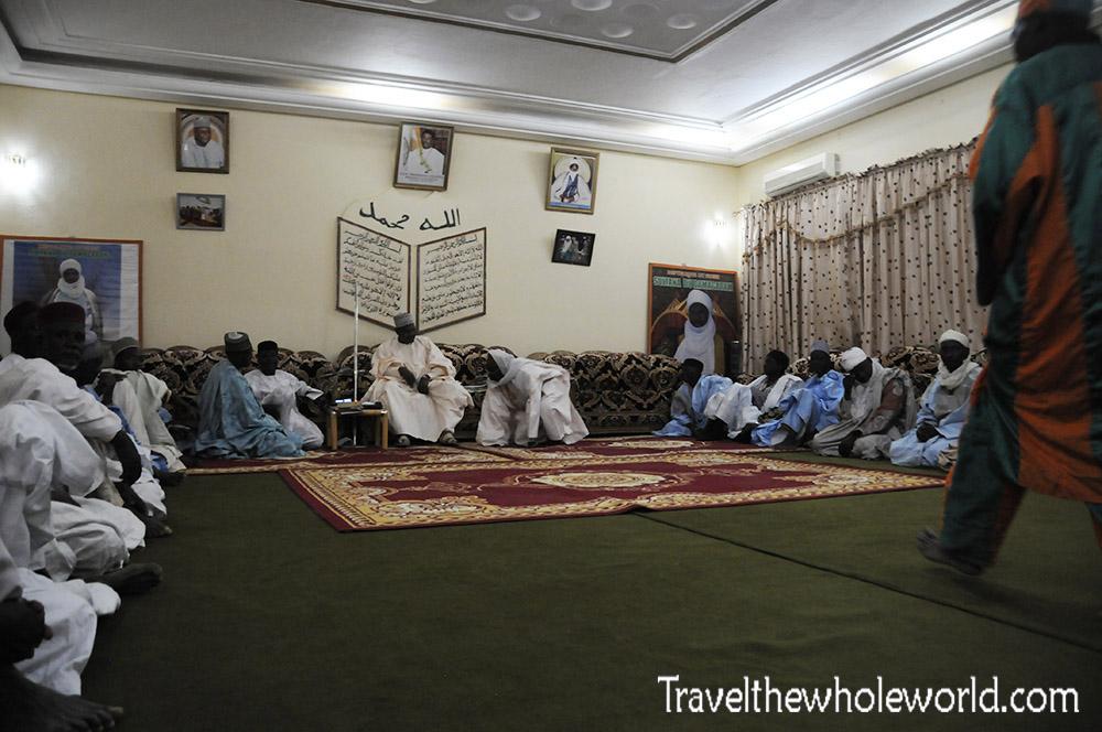 Niger Zinder Palace King