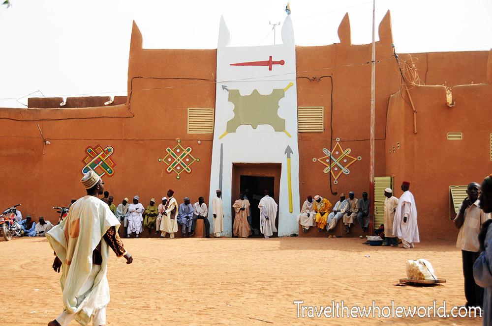 Niger Zinder Palace