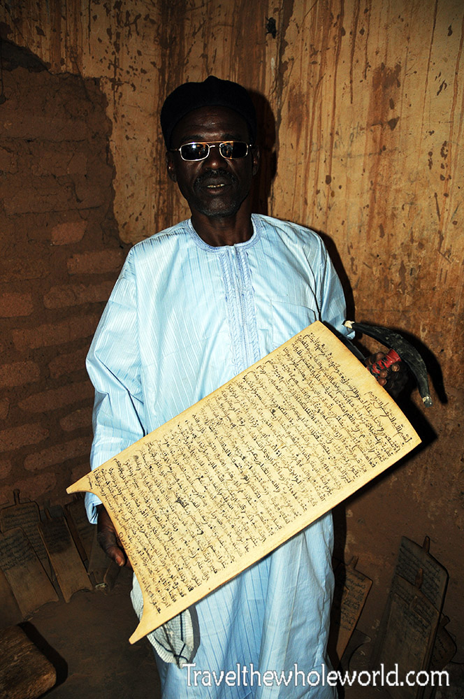 Niger Zinder Quran
