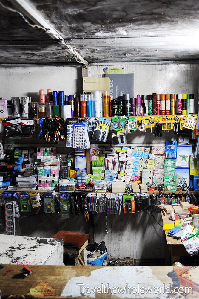 Niger Zinder Store