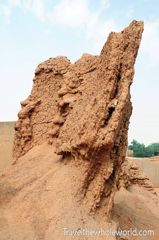 Niger Zinder Wall