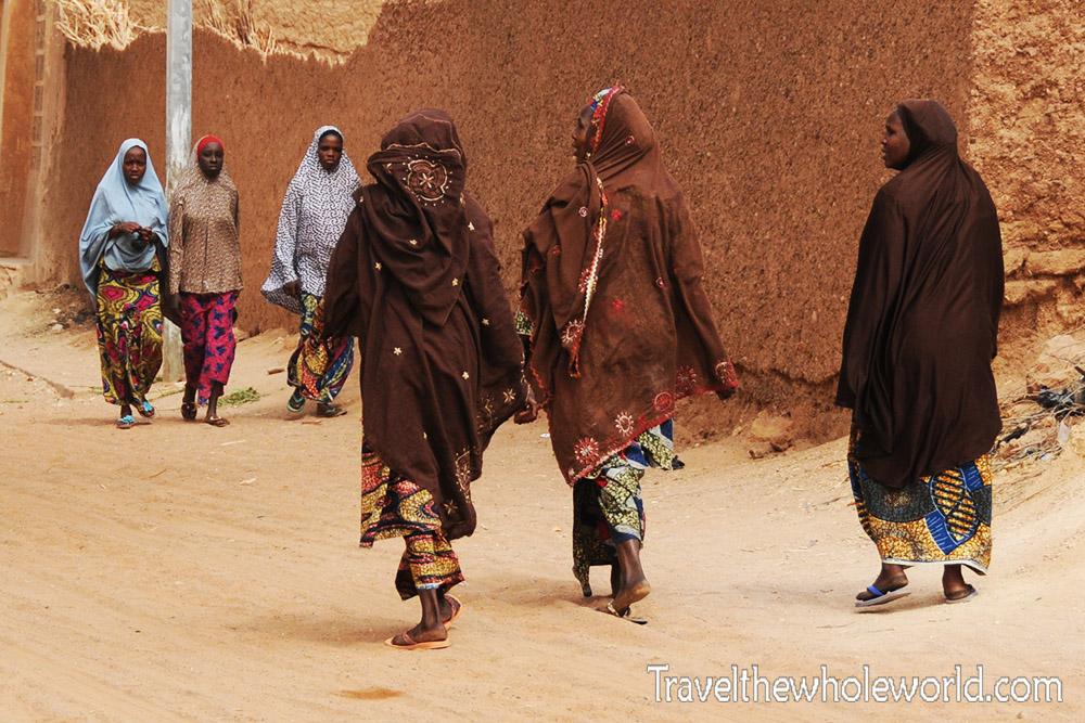 Niger Zinder Women