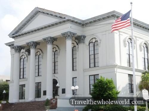North Carolina Wilmington Building
