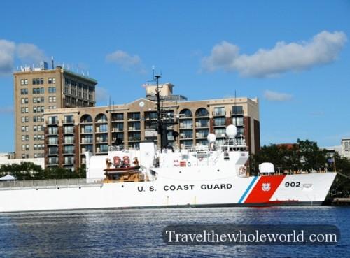 North Carolina Wilmington Coast Guard