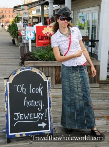 North Carolina Wilmington Jewelry