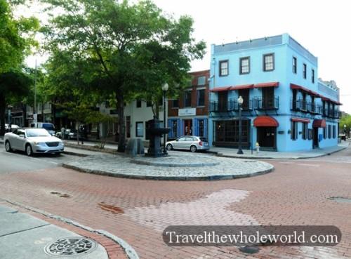 North Carolina Wilmington Street