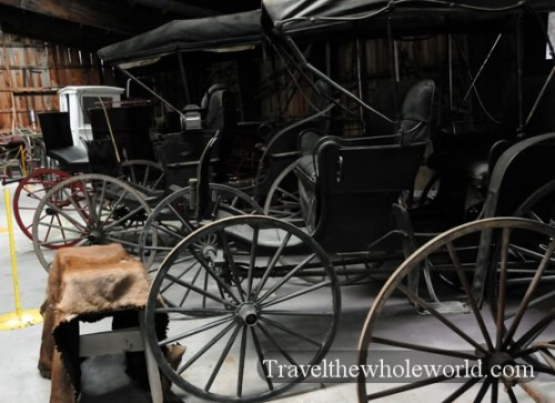 Bonanzaville Carriages