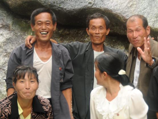North-Korea-Myoyang-People
