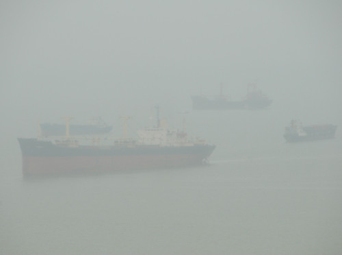 North Korea Nampo Sea Ships