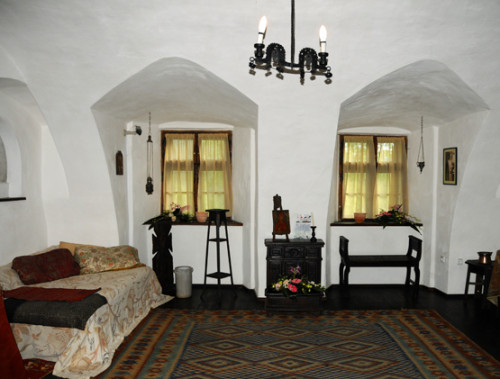 Romania Bran Castle Room