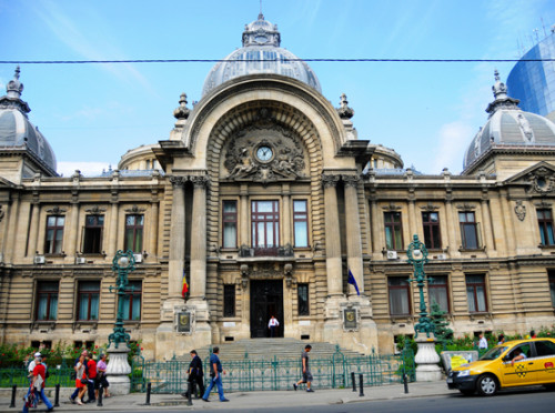 Romania Bucharest Bank