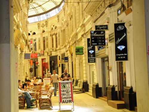 Romania Bucharest Indoor Mall