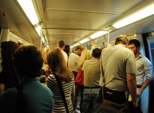 Romania Bucharest Metro