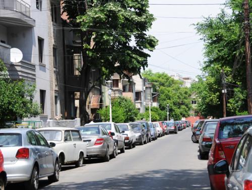 Romania Bucharest Neighborhood