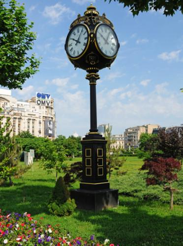 Romania Bucharest Park Tower