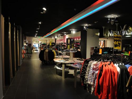 Romania Bucharest Store
