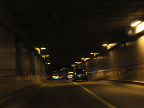 Romania Bucharest Tunnel
