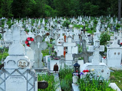 Romania Cemetery