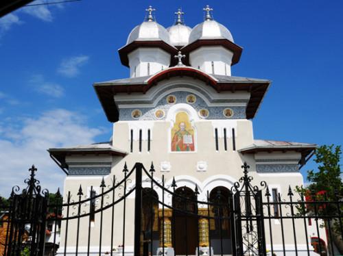 Romania Curtea De Arges Cathedral