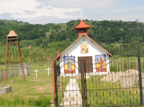 Romania Village Church