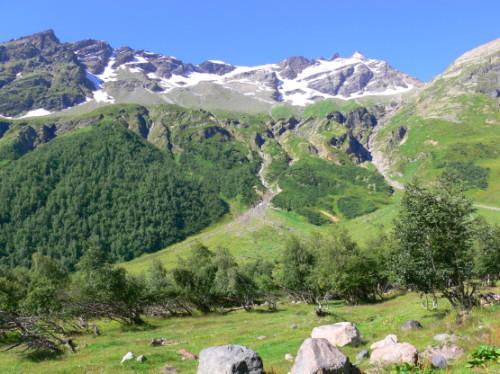 Russia Caucasus Mountain