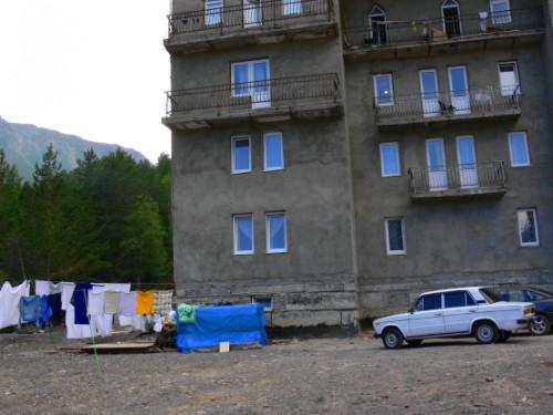 Russia Elbrus Hotel