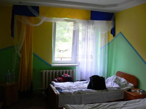 Russia Elbrus Room