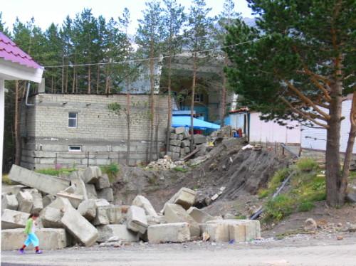 Russia - Elbrus Village