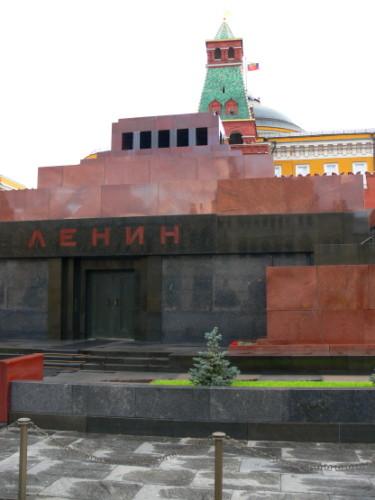 Russia Lenin Tomb