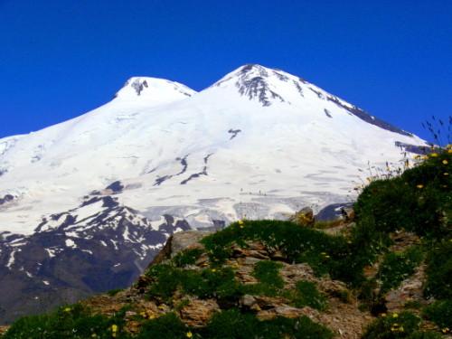 Russia  Mt. Elbrus View