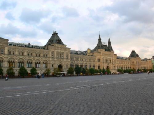 Russia Red Square Mall2