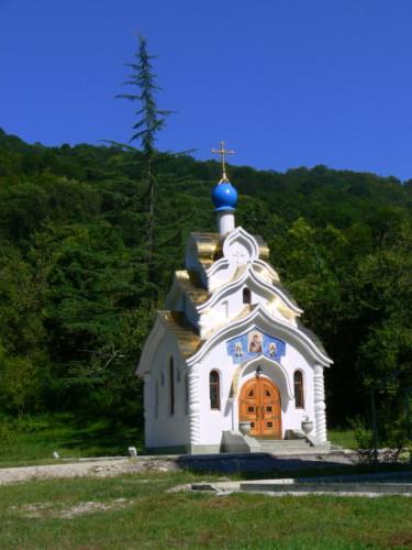 Russia Sochi Church2